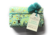 Castelbel Jasmine and Waterlily Imported Luxury Bath Bar Soap Handwapped with Sash 310ml