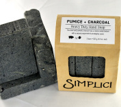 Pumice, Charcoal & Shea Butter - Heavy Duty Hand Soap