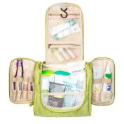Yieune Toiletry Bag Hanging Make Up Travel Organiser Waterproof Overnight Gym Shaving Wash bag