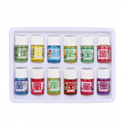 Fheaven Essential Oil Set, Lemon/Jasmine /Seaweed/Lavender/ Rose/ Sandalwood Pure Aromatherapy Essential oil for Skin Care Bath Massage Beauty
