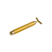 Beauty Bar 24K Gold Facial Slimming Anti Ageing Firming Massager
