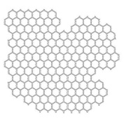 Chicken Wire Template [Set of 3] Size