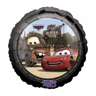 Disney Cars McQueen & Friends Shape Balloon (1 unit)