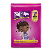 Pull-Ups Learning Designs Training Pants for Girls, 4T-5T, 40 Count