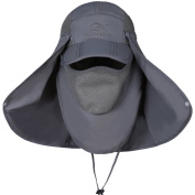 DDYOUTDOOR™ Fishing Cap Neck Face Flap Hat
