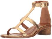 Aquatalia by Marvin K. Women's Risa Metallic Gladiator Sandal