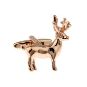 Large Standing Stag Cufflinks Deer Shooting Hunting Stags Cuff Links