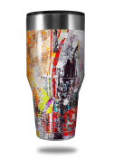 Skin Decal Wrap for Walmart Ozark Trail Tumblers 1180ml Abstract Graffiti (TUMBLER NOT INCLUDED) by WraptorSkinz