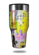 Skin Decal Wrap for Walmart Ozark Trail Tumblers 1180ml Graffiti Pop (TUMBLER NOT INCLUDED) by WraptorSkinz