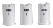 DuPont WFFMC103X High Protection 378.5l Faucet Mount Water Filtration Cartridge, 3-Pack