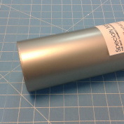 ThermoFlex Plus 38cm x 3m Roll Antique Silver Heat Transfer Vinyl by Coaches World