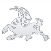 Metal Cutting Dies Scrapbook Album Decoration Crafts, Love Cartoon Sheep