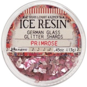 Ice Resin Glass Glitter Shards-Primrose