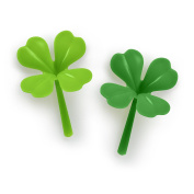Fred LUCKY SPROUT Clover Bookmarks, Set of 4