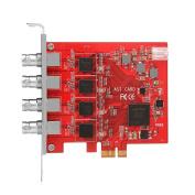 TBS 4 Input DVB-ASI Capture Card