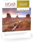 Moab Entrada Rag Fine Art, 2-Side Natural Matte Inkjet Paper, 15.5 mil., 190gsm, 21cm x 30cm (A4), 25 Sheets