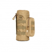 Tactical Water Bottle Pouch for Outdoor Travel Activities Military Camping Hiking Bag Outdoor Bag
