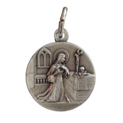 Saint Rita from Cascia Medal - Patroness of impossibile cases
