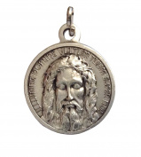 The Holy Face Shroud of Christ Medal - Real Italian Masterpiece …