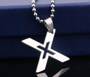 Necklace Chain Necklace Pendant Necklace Stainless steel Xmen X-Men Man Weapon Silver Novelty Design Jewellery