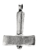 Thor's Hammer Pendant 925 Sterling Silver No. 226