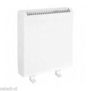 Elnur Sh24m - 3.4kw 18 Brick Static Manual Night Charge Control Storage Heater