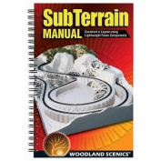 Hobbycraft Woodland Scenics Subterrain Manual Book Model Scenery Diorama