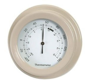 Garden Trading Classic Thermometer In Clay