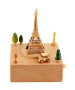 Eiffel Tower Music Box Great Decoration Gift for Children's Birthday Wedding