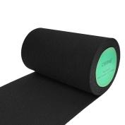 Knit Elastic Bands, 10cm Wide Black Heavy Stretch High Elasticity Knit Elastic Band 3 Yards