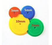 Happyi 4 Pcs Assorted Colour DIY Tracing Wheel Kit