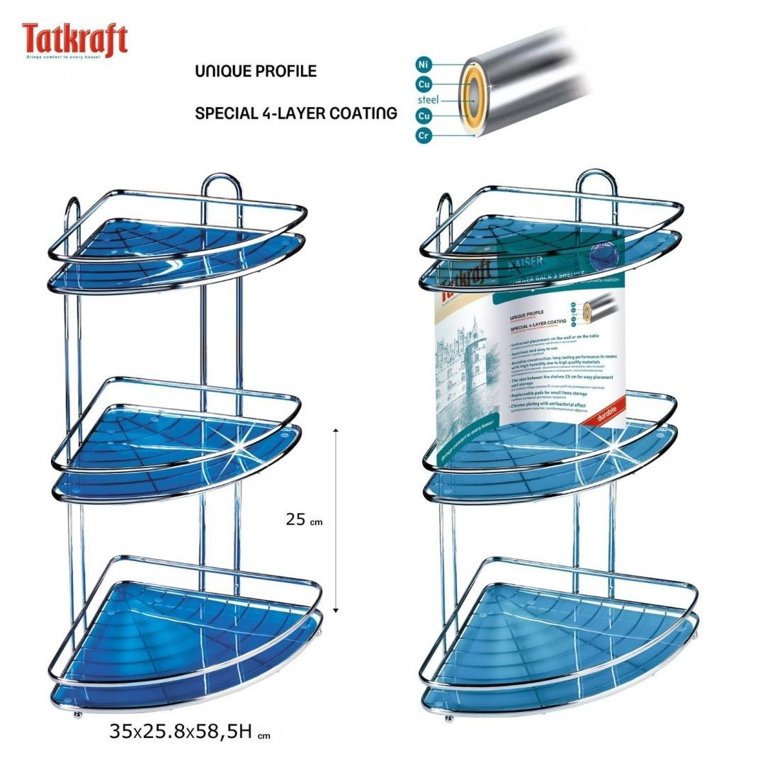 Corner Shower Shelf Homeware: Buy Online from Fishpond.co.nz