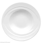 Seltmann Weiden Monaco White 23cm Soup Plate