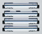 New Kato 10-511 500 Series Shinkansen Bullet Train Nazomi 4 Car Add On Set