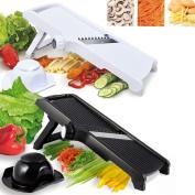 Professional Mandolin Slicer Julienne Cutter Chopper Fruit Vegetable Veg Peeler