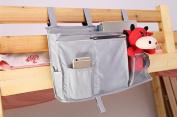 Multipurpose Room Caddy Bedside Organiser Pocket For Nursery Baby Phone Bedroom
