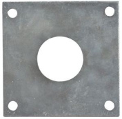 Bird Box Protection Plate Size 2 For Great Tit Boxes. Protect From Woodpeckers