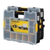 Stanley 1-95-839 Sortmaster Organiser Sta195839 Twin Pack