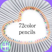 Coloured pencils 72 colour Coloriage adult colouring books colouring book of secret garden therapy colour art stationery painting illustration oil gifts