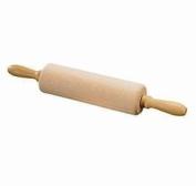 Kesper Kids Rolling Pin, Beech Wood, Brown, 23.5 Cm