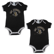 (Pack of 2) CENTRAL FLORIDA KNIGHTS NCAA Infant Football One-Piece Romper