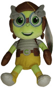 Beat Bugs Plush Toy - CRICK - Inspired by Music Made Famous by THE BEATLES