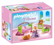 Playmobil 6852 Princess Royal Nursery. Shipping Is Free
