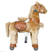 Ride On Horse Cycle Small Mechanical Walking Horse Bounce Up And Down & Move Age