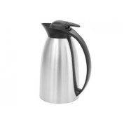 1ltr Deluxe Stainless Steel Vacuum Drinks Jug 3 Assorted Colours - 1 Litre1l
