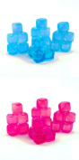 Reusable Plastic Ice Cubes Cool Cold Drink Bar Party Freezing Square Cube Bar
