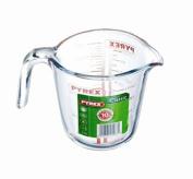 Pyrex Glass Measuring Jug, 0.5l