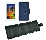 Solaring® Green Portable Solar Charger 5v, Solar Paper, Solar Charger For