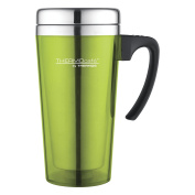 Thermos 4061.277.040 Drinking Cup Colour TC 0.4L Lime Green Cups, Plastic, green, 12.5 x 12.5 x 17.5 cm