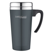 Thermos 4061.235.040 Beaker Colour TC Grey 0.4 L Drinking Cup, Plastic, Grey, 12.5 x 12.5 x 17.5 cm